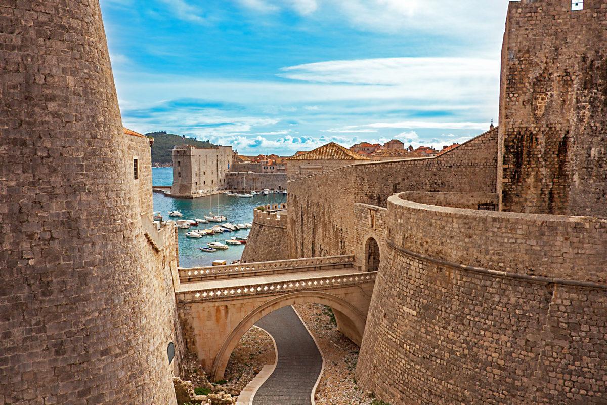 GOT Croatia trip