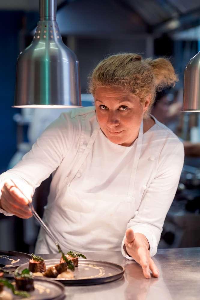 Ana Roš, La mejor chef del mundo de Eslovenia en Madrid
