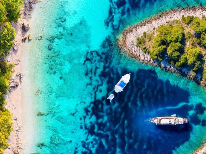 Vacaciones en Croacia, Crucero Croacia