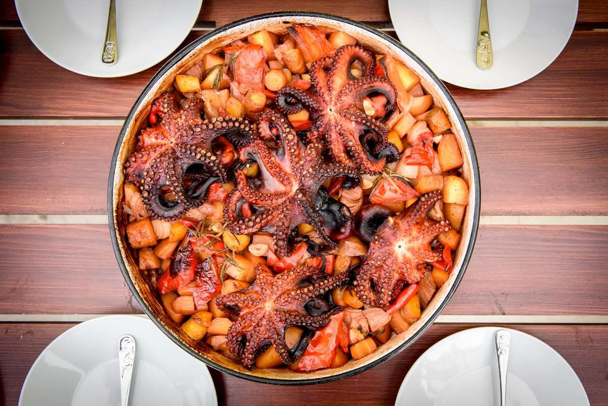Viaje a Croacia, gastronomía croata
