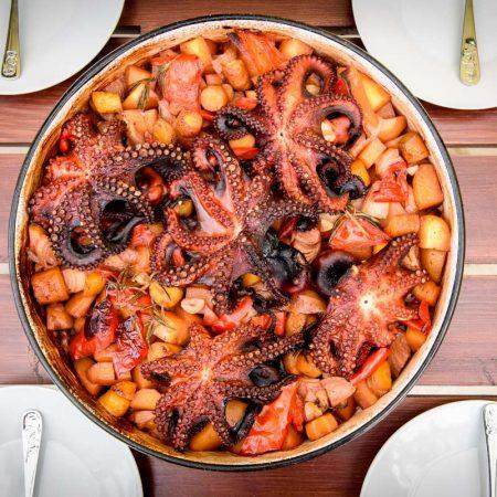 Viaje gastronómico por Croacia