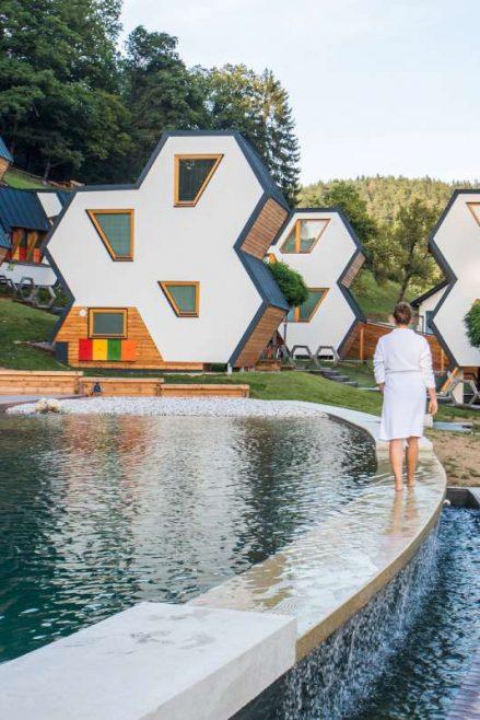 Vacaciones en Eslovenia, glamping