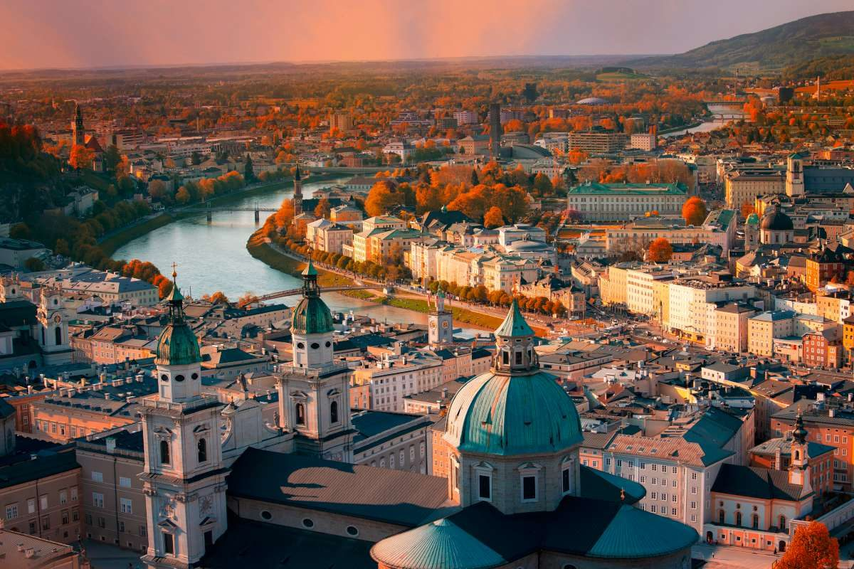 Austria, Viena