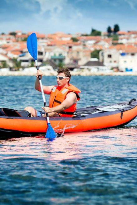 Viaje por la costa croata