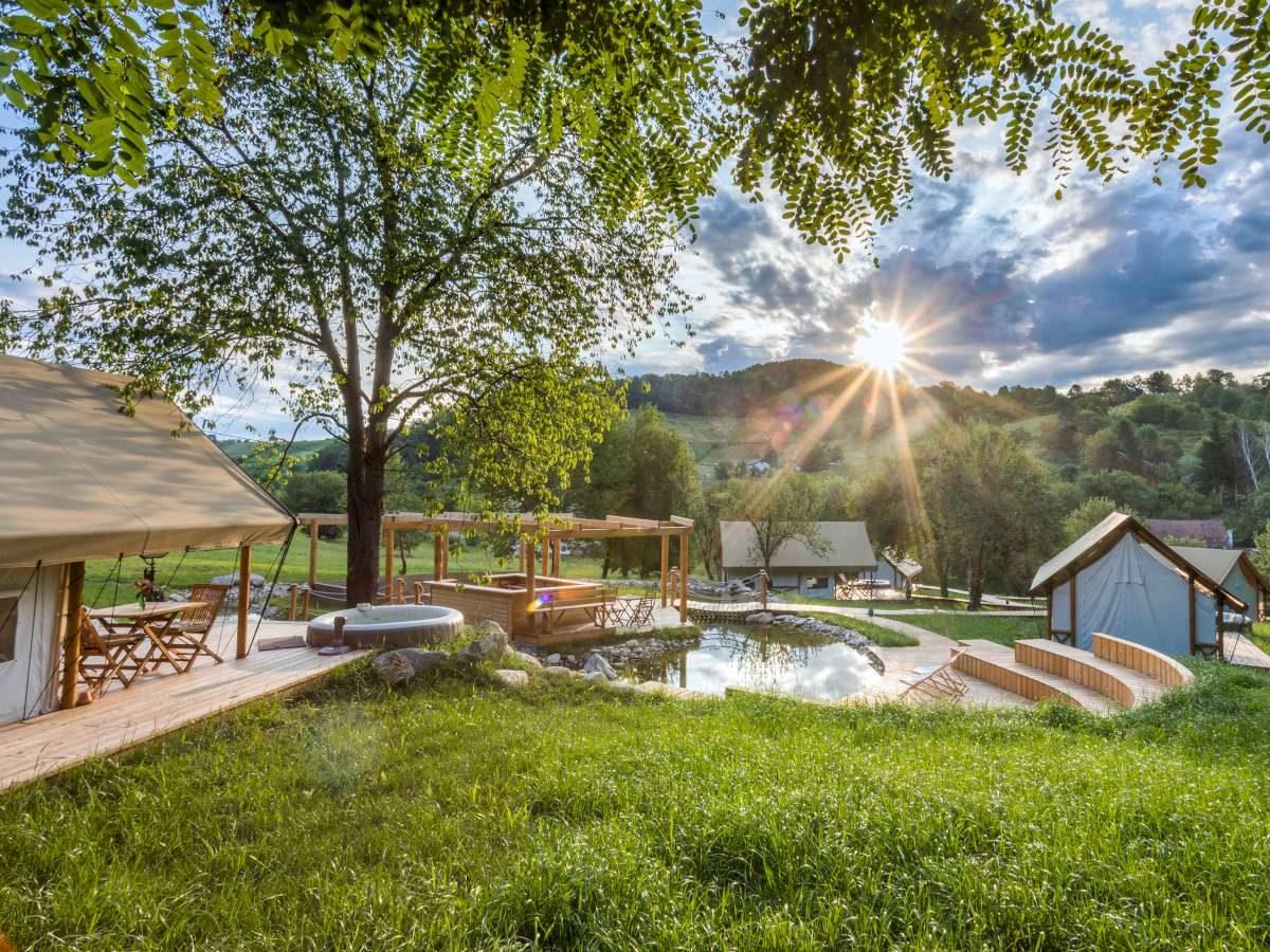 Viaje romántico por Eslovenia