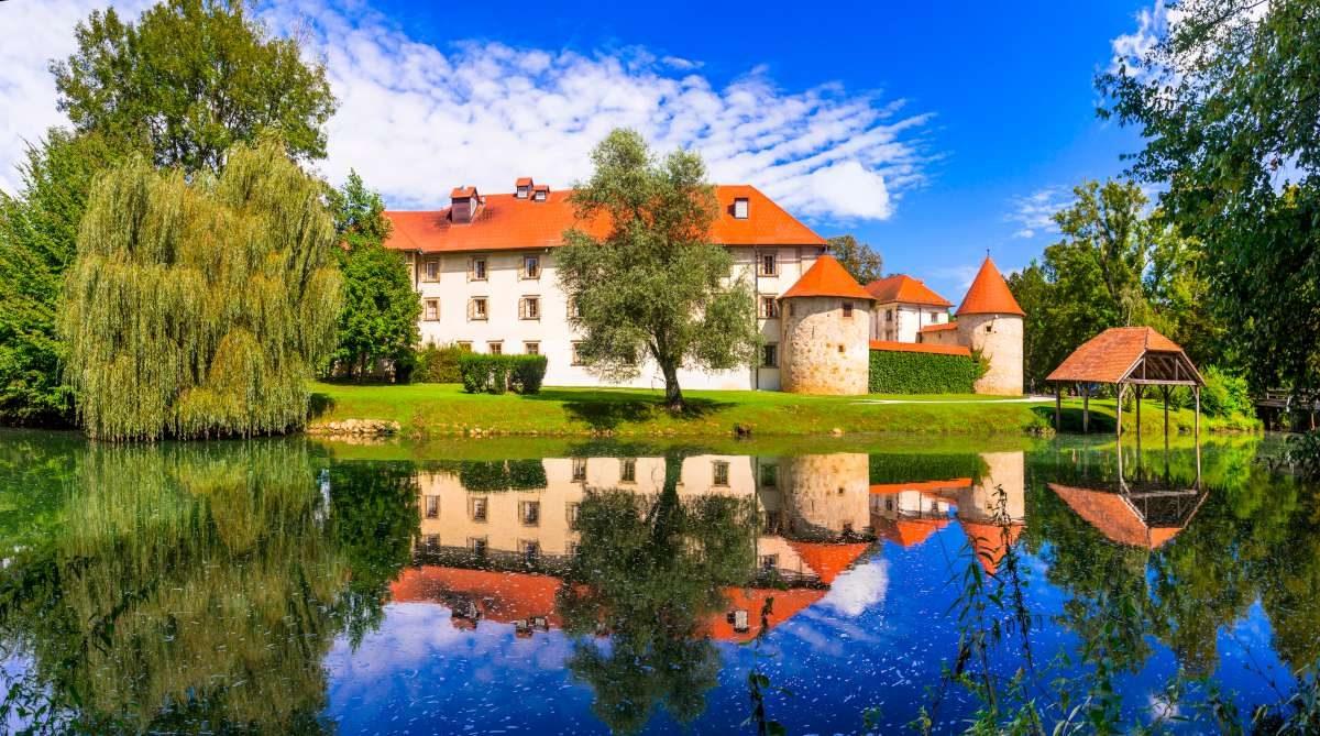 Los castillos eslovenos