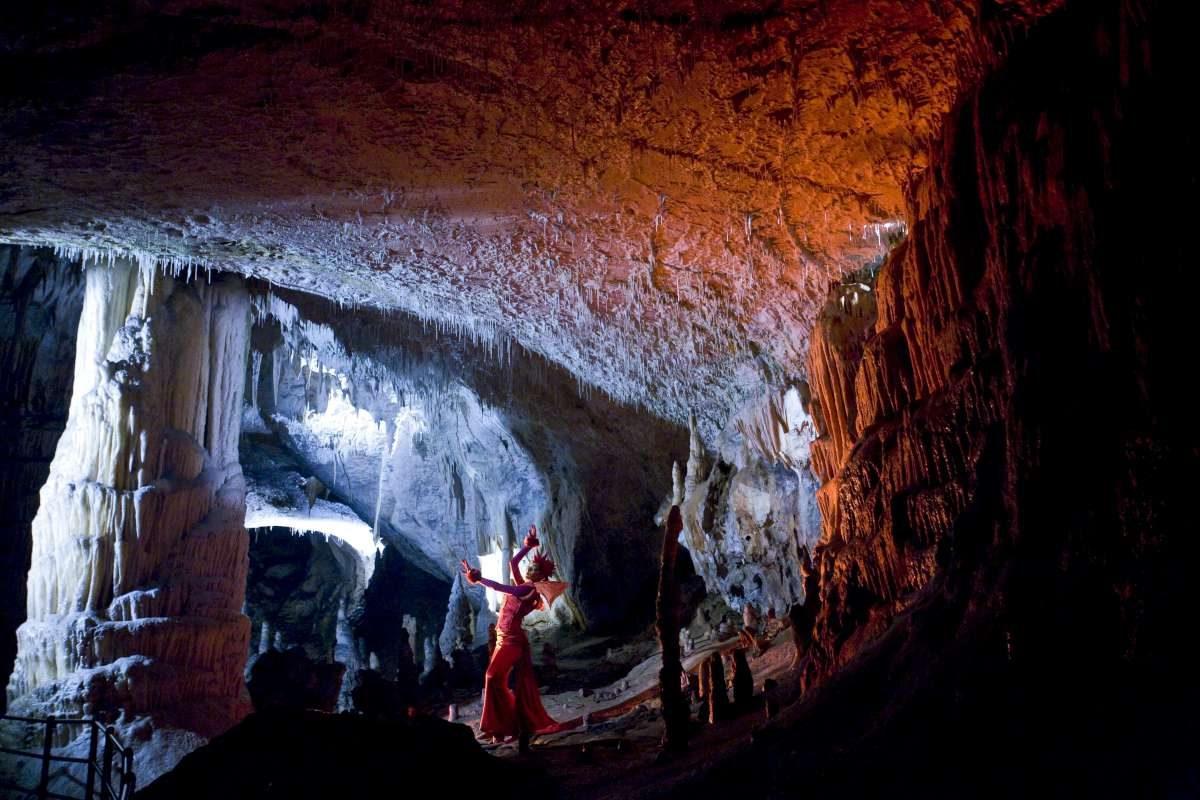 La Cueva de Postojna