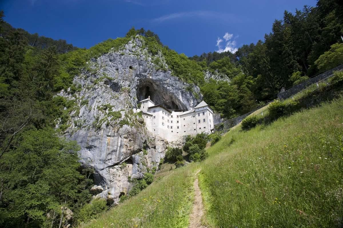 Lo mejor de Eslovenia - el Castillo de Predjama