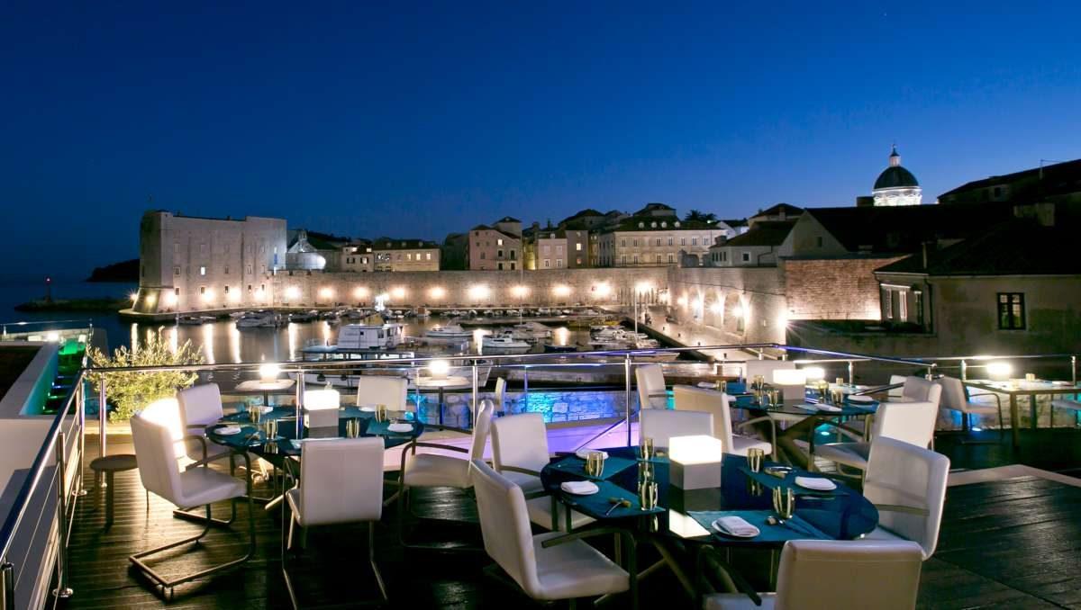 Restaurante 360, Dubrovnik