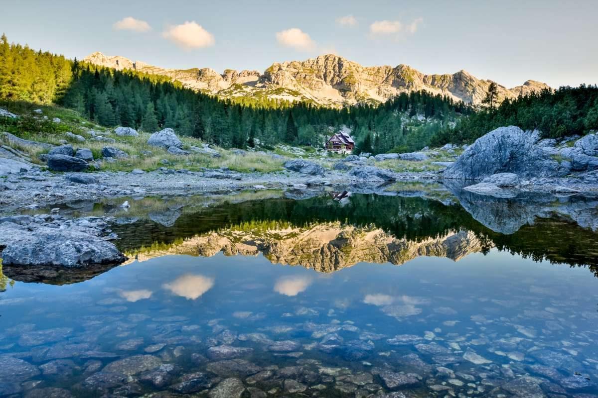Viaje activo por Eslovenia, lagos de Triglav