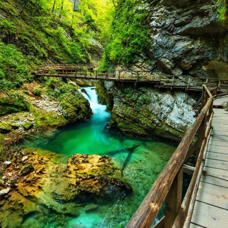 Viaje activo por Eslovenia