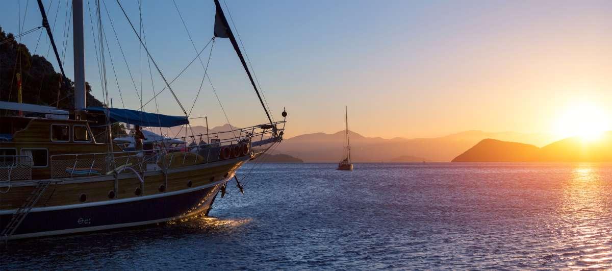 Crucero por Croacia, goleta