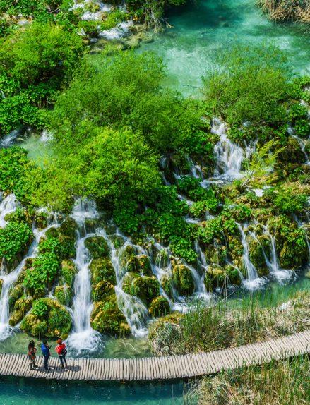 Parques nacionales croatas