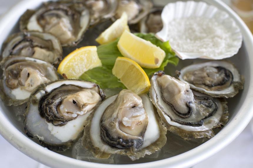 Viaje culinario por Croacia, ostras