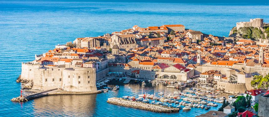 Paquete a Europa, Croacia
