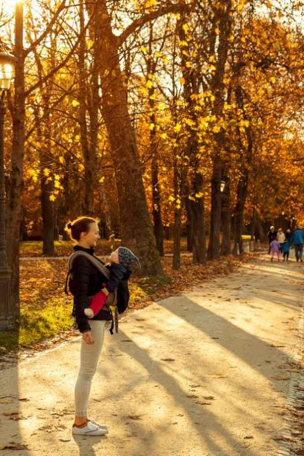 Viaje en otoño en Eslovenia