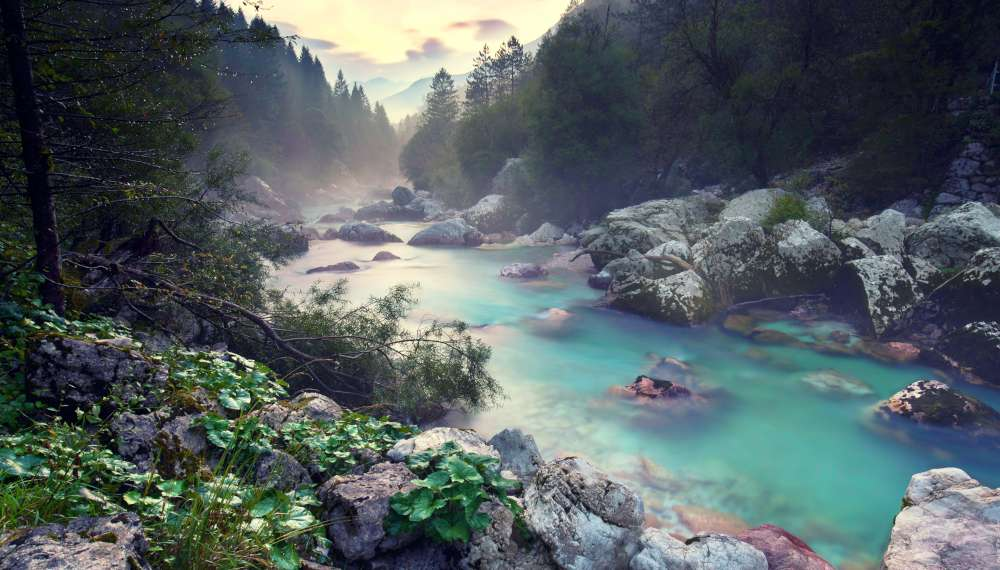 Viaje en otoño por Eslovenia