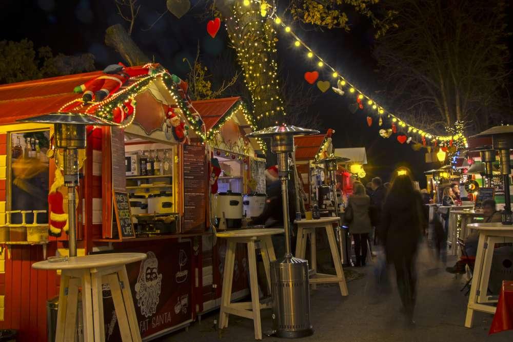 Mercadillos navideños en Croacia, Zagreb