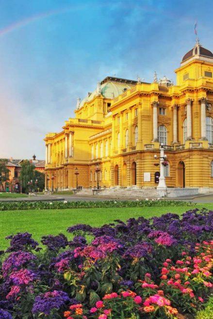 Zagreb en primavera