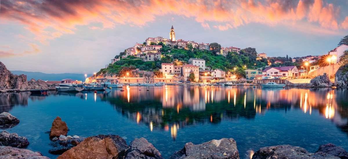 Kvarner Croacia - isla de Krk