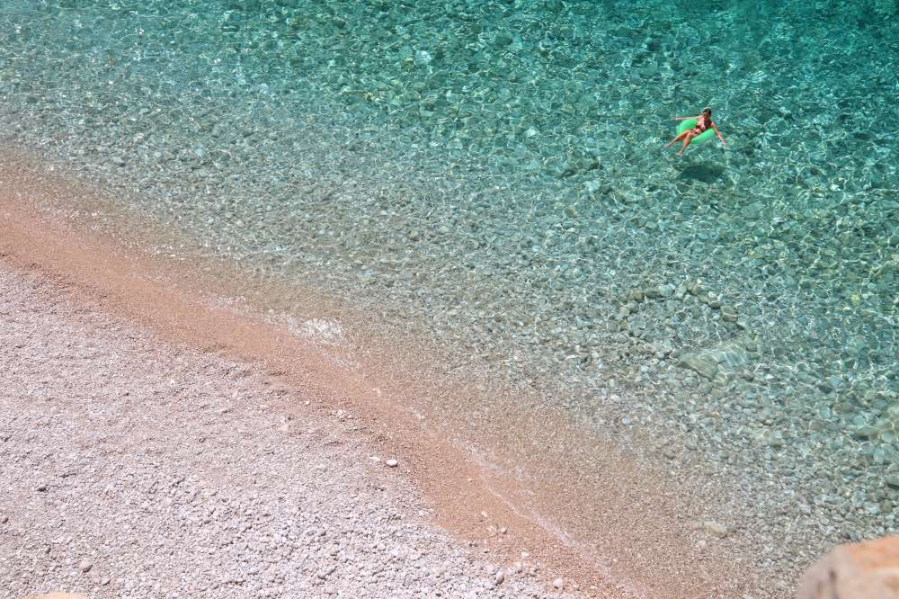El mar Adriatico