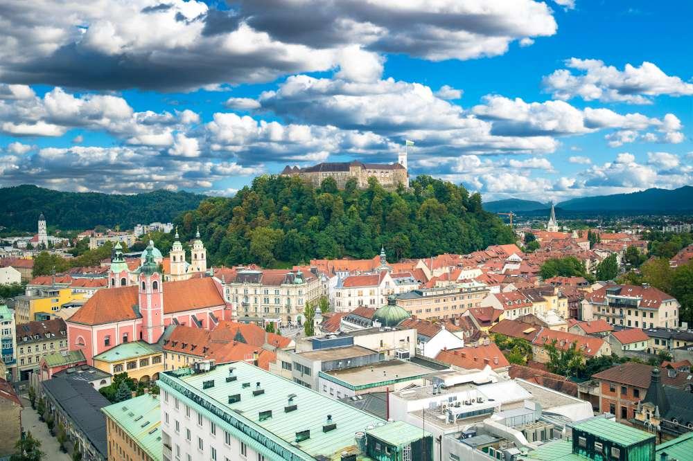 Lo mejor de Eslovenia - Liubliana