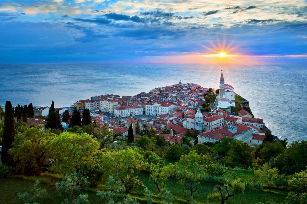 Lo mejor de Eslovenia - Piran