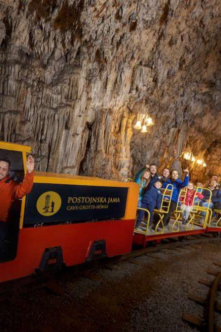 Lo mejor de Eslovenia - la Cueva de Postojna