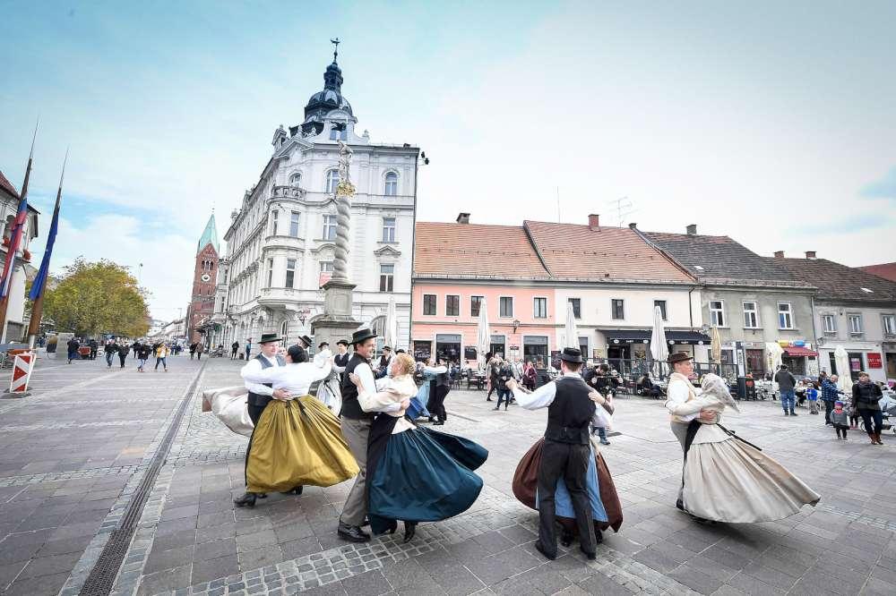 Día de San Martin en Maribor, Eslovenia