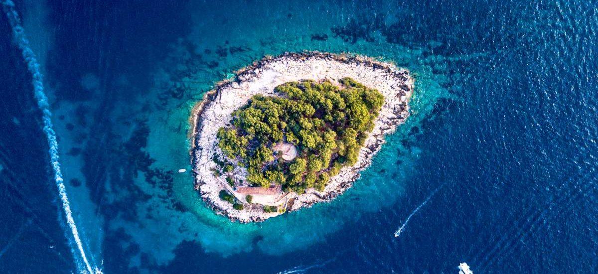 Slow travel, Yates en Croacia
