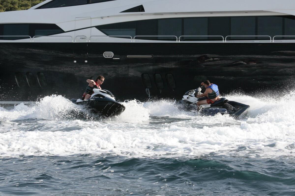 Cassiopea - deportes acuaticos