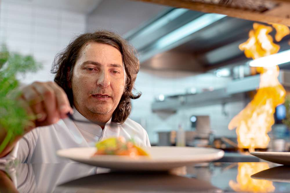 Guía Michelin Eslovenia - Restaurant Denk - 1 estrella Michelin Eslovenia