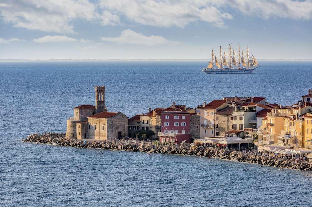Slow travel, Eslovenia, Piran
