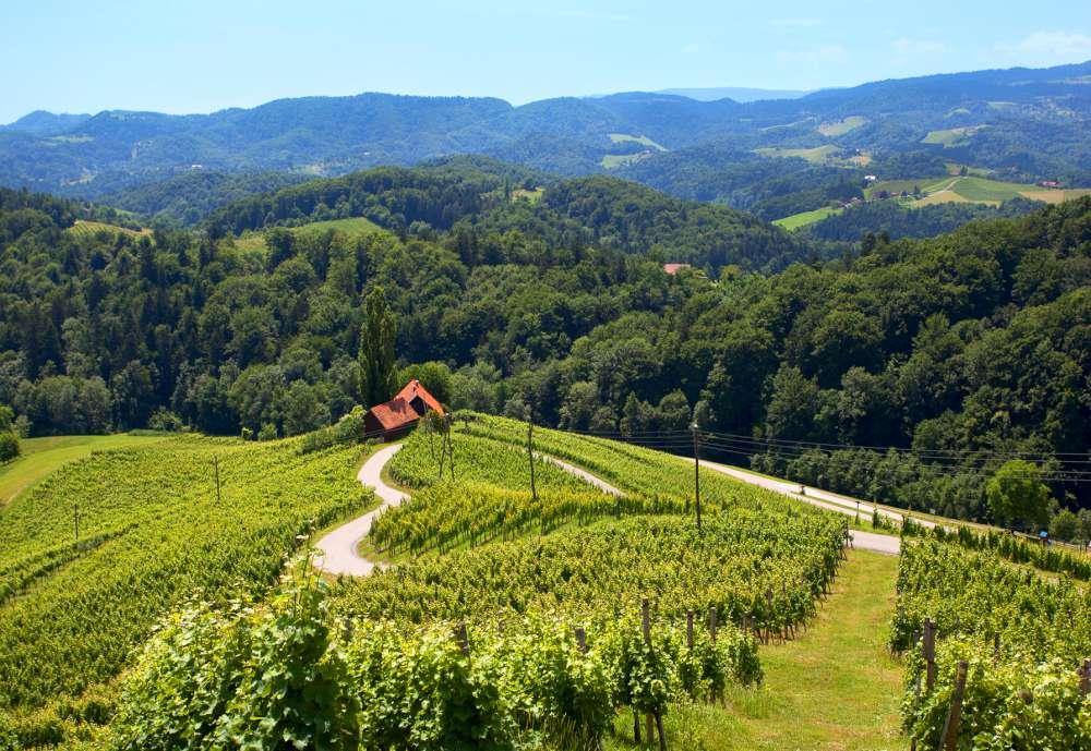 Slow travel en Eslovenia