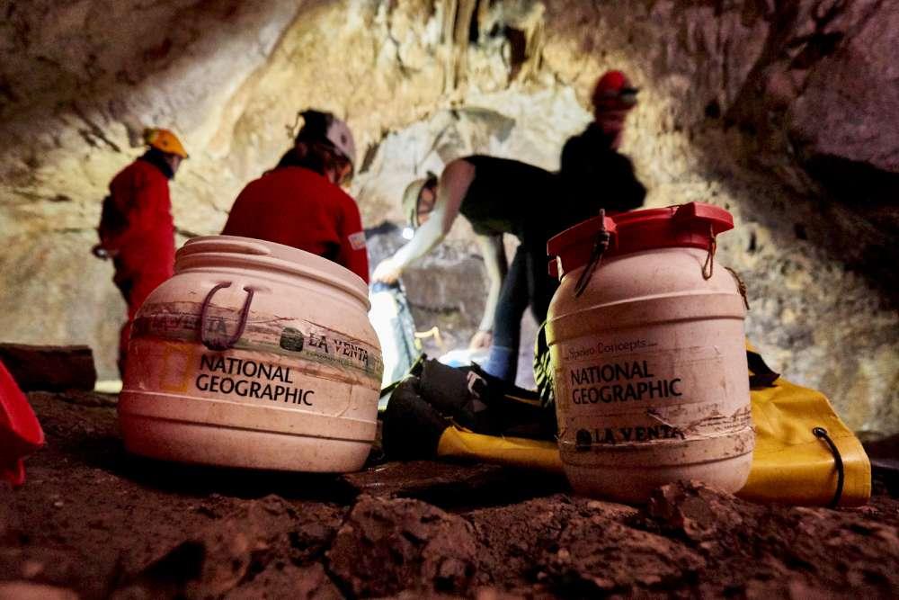 Postojnska cave team building, National Geographic, photo - www.slovenia.info, Iztok Medija, Postojnska jama d.d. Postojna