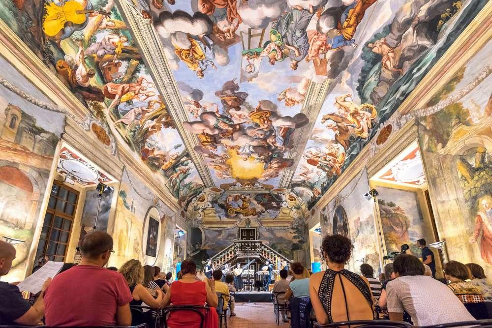 MICE events - venue, photo - www.slovenia.info, Andrej Tarfila