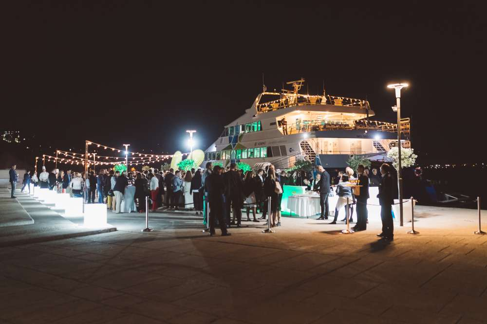 Boat event, photo - www.slovenia.info, STO, Nino Verdnik