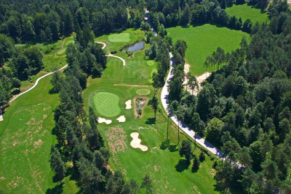Golf Arboretum, Eslovenia, Foto - www.slovenia.info, Primož Hieng