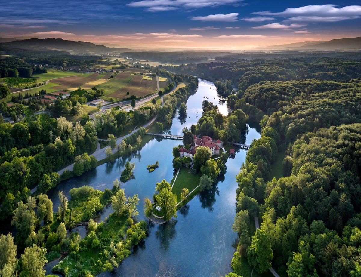 Golf en Europa - Golf en la sombra de los castillos