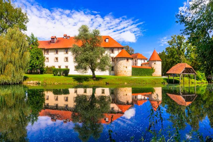 Castillo Otočec, Eslovenia