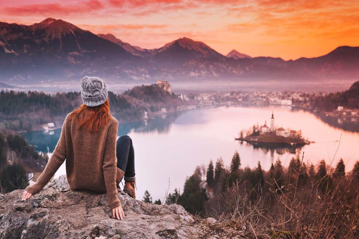 Bled en Eslovenia
