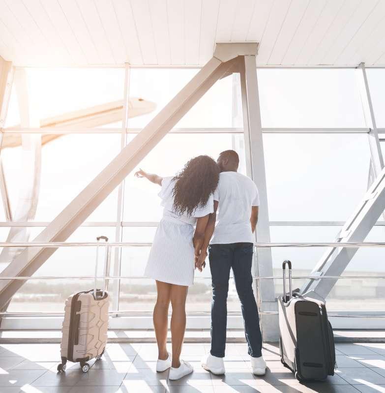 Turismo en Europa en 2021 - vuelos