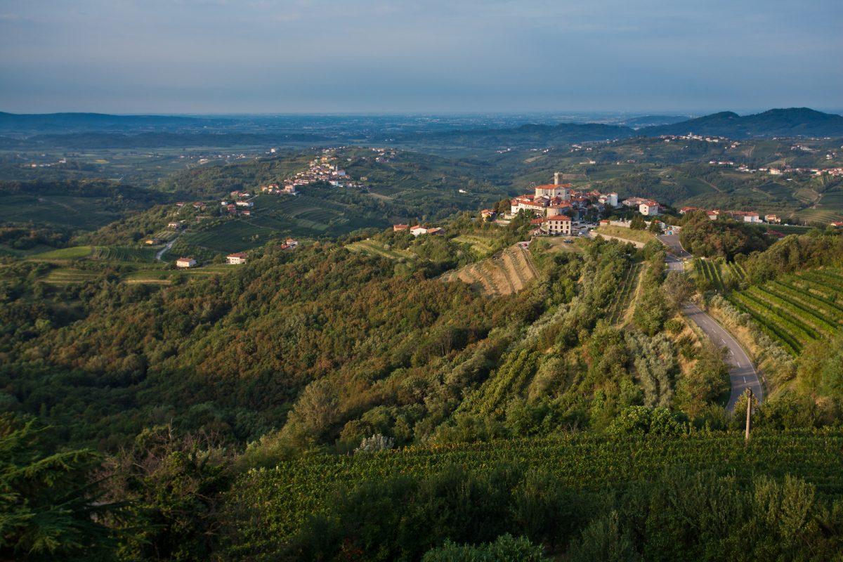 Lugares para celebrar bodas en Eslovenia - Goriska Brda