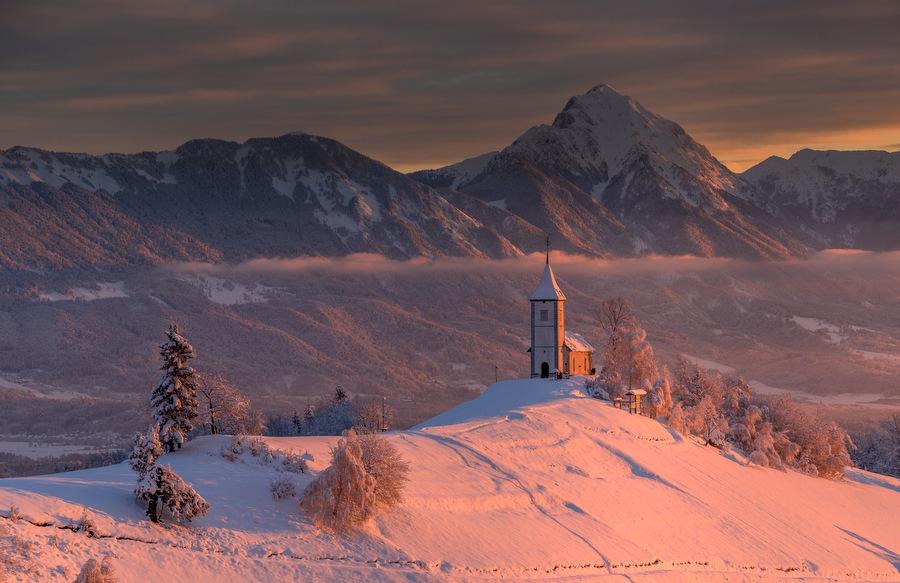 Viaje a Eslovenia en invierno