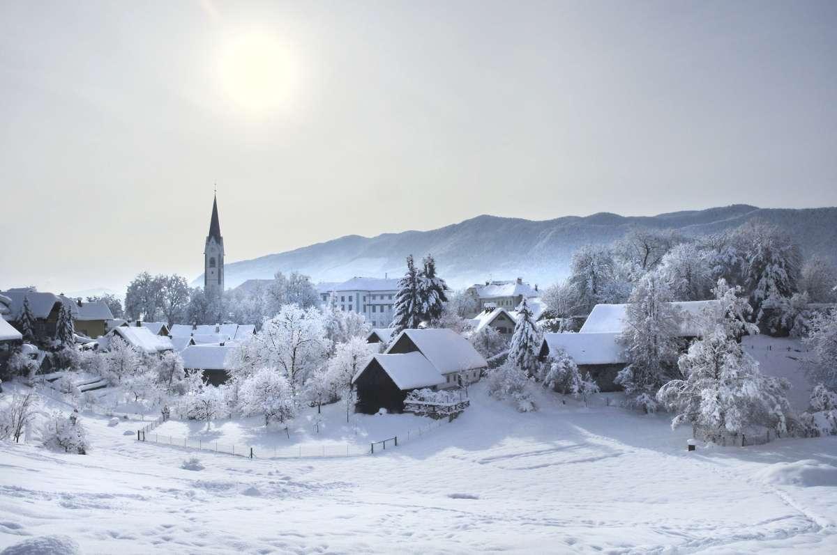 Donde viajar en invierno en Europa