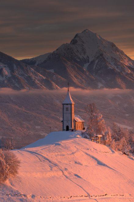 ¿Dónde viajar en invierno en Europa? – a Eslovenia