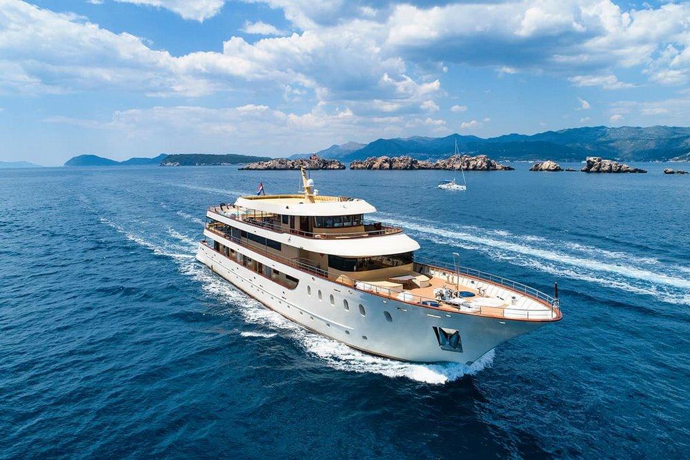 Crucero privado en Croacia