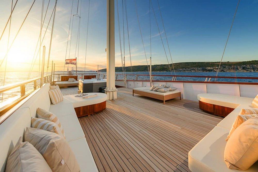 Viajes en velero en Croacia