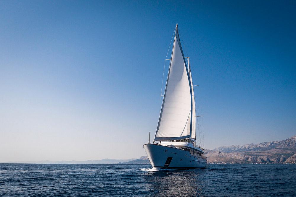 Viajes en goleta privada en Croacia