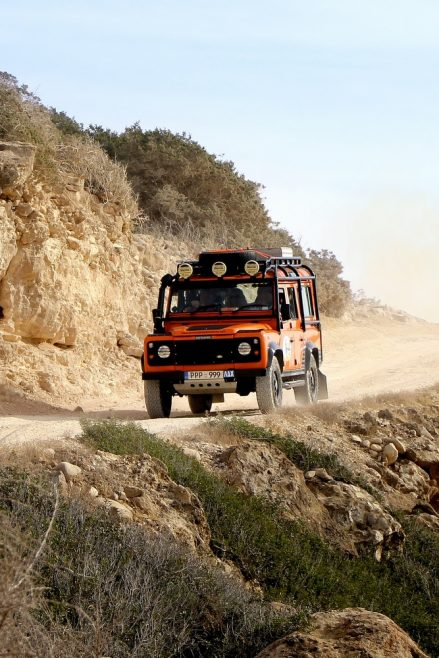 Jeep safari en Croacia